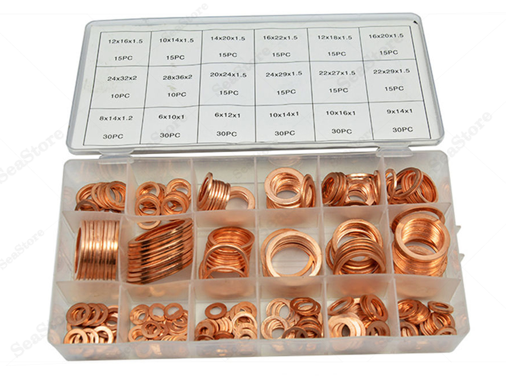 Copper Washer Assortment