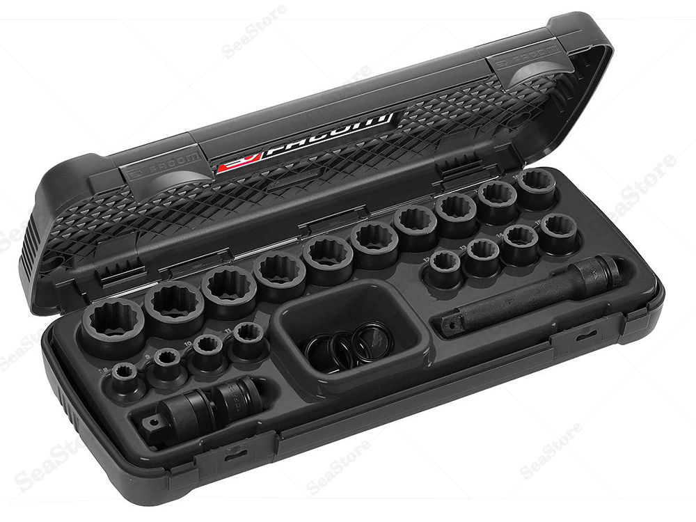 Socket Set (Box Spanner)